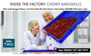 ITF Cherry Bakewells